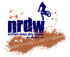 Northern Rivers Dirty Wheels Mountain Bike Club Logo